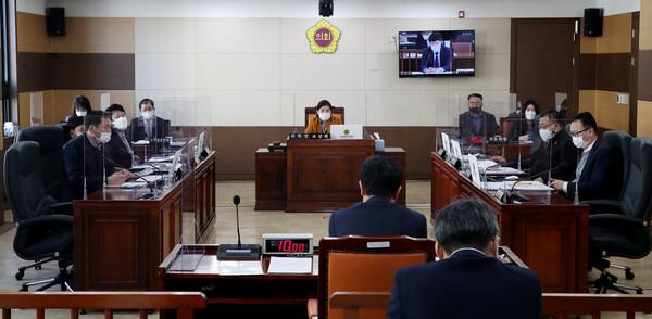 제267회 인천광역시의회 제2차 정례회 제1차 문화복지위원회