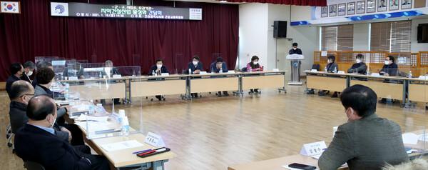 건설교통위원회 지역건설산업 활성화를 위한 간담회(연수구 부평구 남동구)