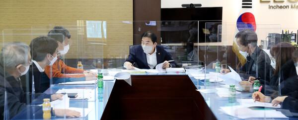 부개4구역 주택재개발사업 관련 민원인 면담