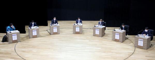 인천문화재단 적립기금의 운영 방향 토론회