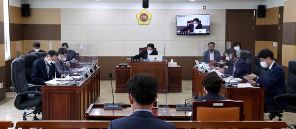 제270회 인천광역시의회 임시회 제1차 문화복지위원회