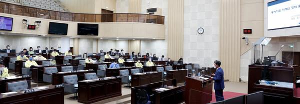 인천광역시의회 의원역량강화교육 '통계를 활용한 시정 바로 알기' 대표 이미지