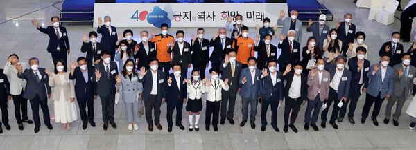 인천 독립 40주년 기념행사 대표 이미지