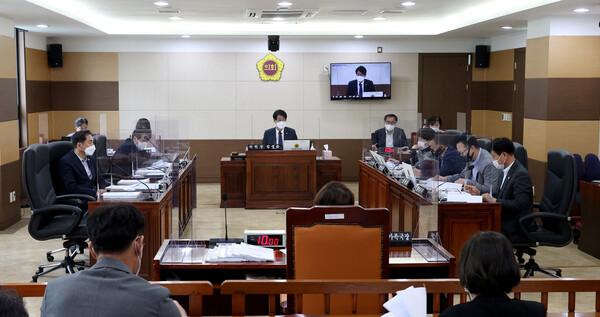 제274회 인천광역시의회 임시회 제4차 문화복지위원회