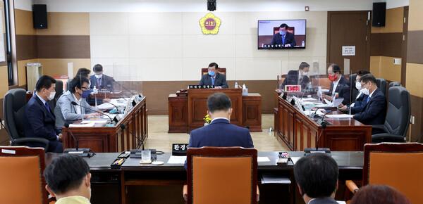 제274회 인천광역시의회 임시회 제3차 산업경제위원회